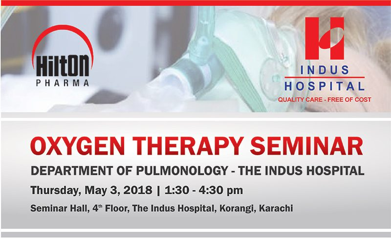 Oxygen Therapy Seminar