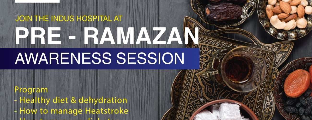 Come join us at Karachi Club for an interactive session to learn how to keep your health and wealth healthy.