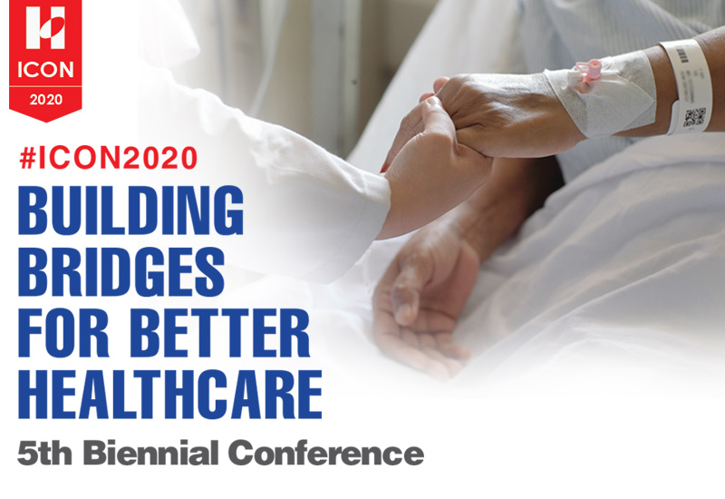ICON 2020 is the 5th multi-disciplinary biennial conference