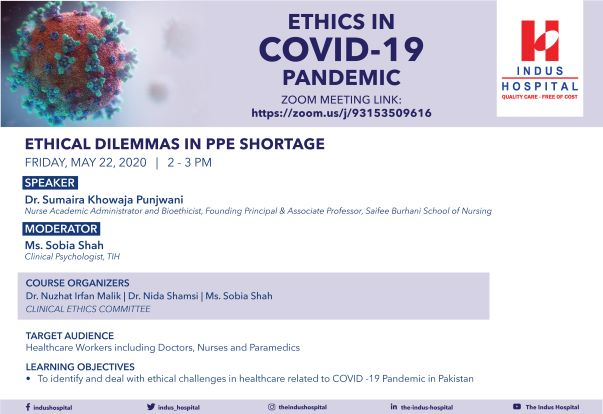 Ethics In COVID-19 Pandemic – Ethical Dilemmas In PPE Shortage