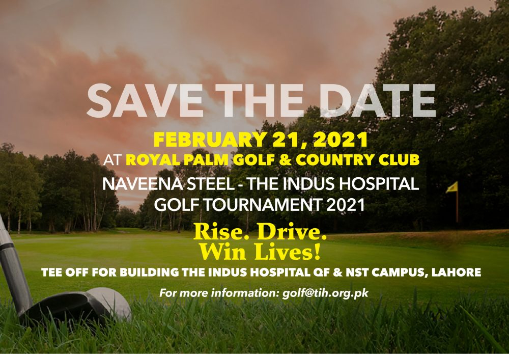 Naveena Steel – Golf Tournament Lahore 2021